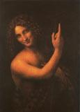 Johannes de Doper, Leonardo da Vinci