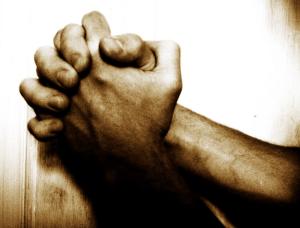 gebed bidden handen