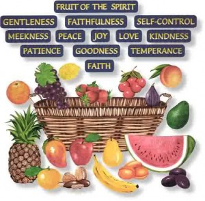Vrucht van de Geest - Galaten 5