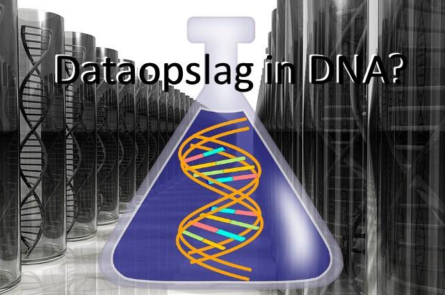 Data opslaan in DNA - Het Teken van het Beest
