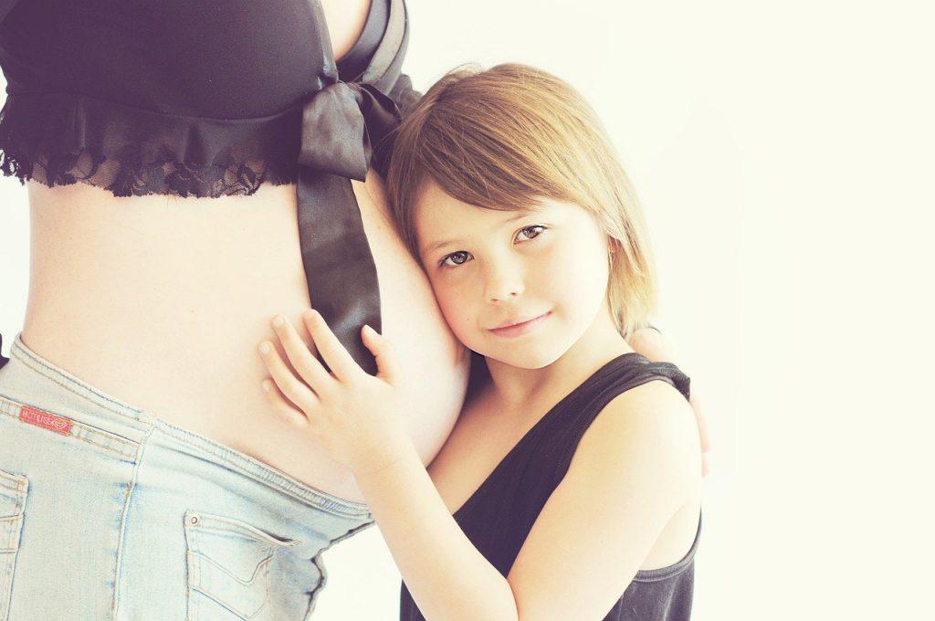 baby vrouw zwangerschap
