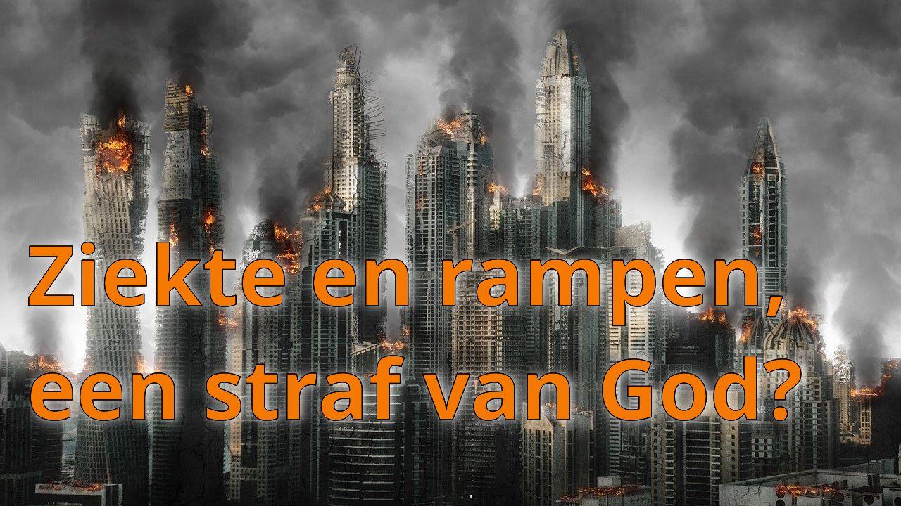 corona pandemie ziekte straf van god