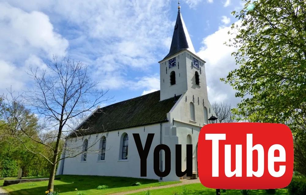 perfecte online kerkdienst op youtube