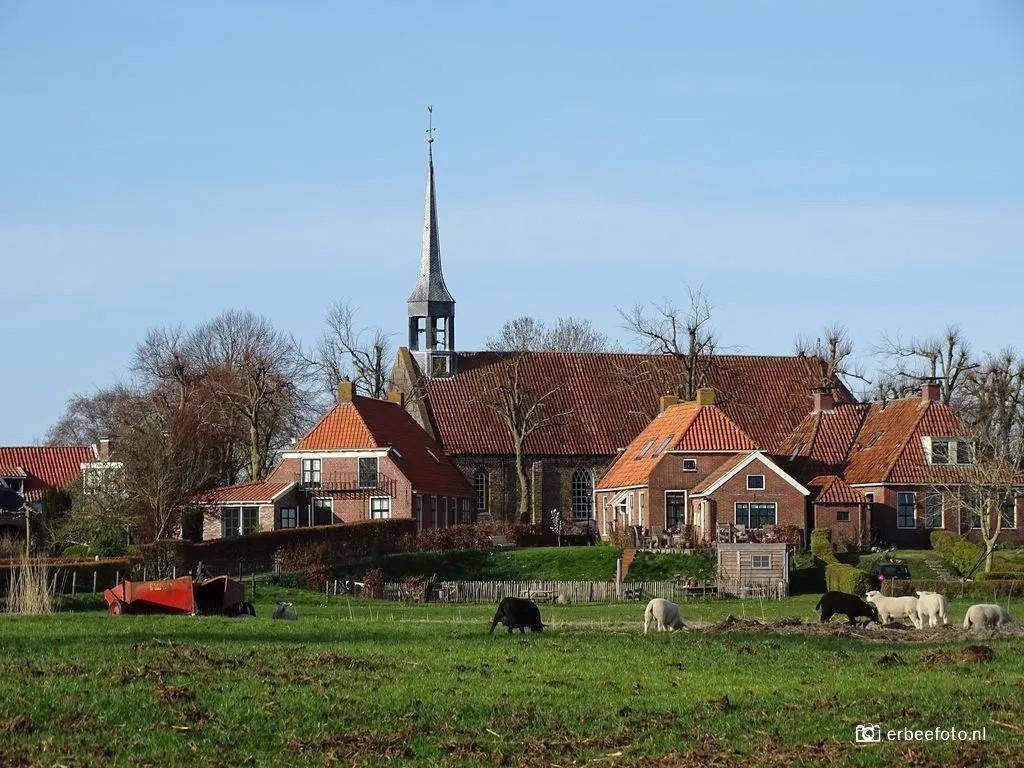 kerk in het midden - kerk Niehove