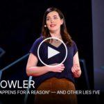 kate bowler ted talk welvaartsevangelie