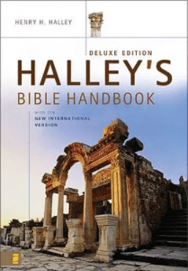 Halleys Bible Handbook with the Neby Henry H Halley