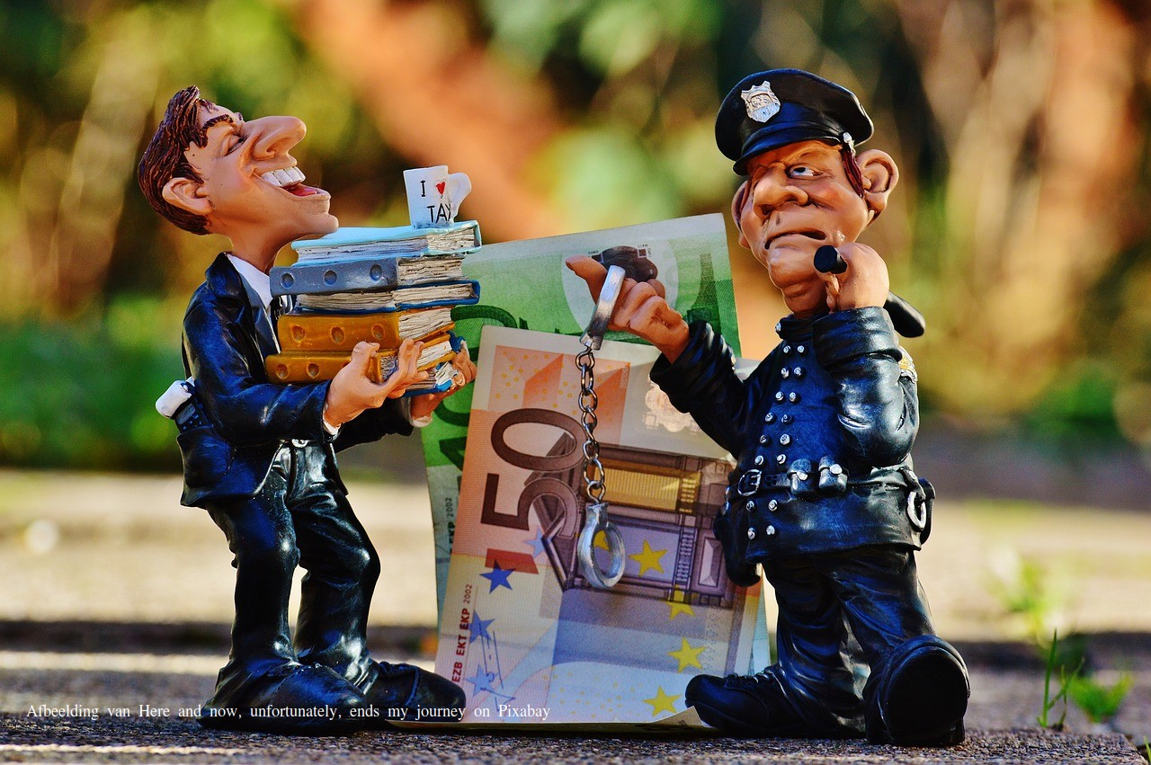 politie arrestatie boeven vangen